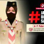 "Ketua Kwarda Jateng, Kak Atikoh: Yuk, Pramuka di Jawa Tengah Dukung ""Gerakan Jateng di Rumah Saja"""